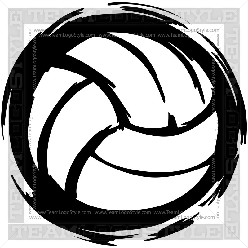 Vector Volleyball